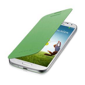 Capa-Protetora-para-Galaxy-S4-Flip-Case-Verde-Samsung-1