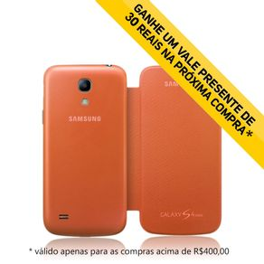 Flip-Cover-Laranja-S4-Mini_1