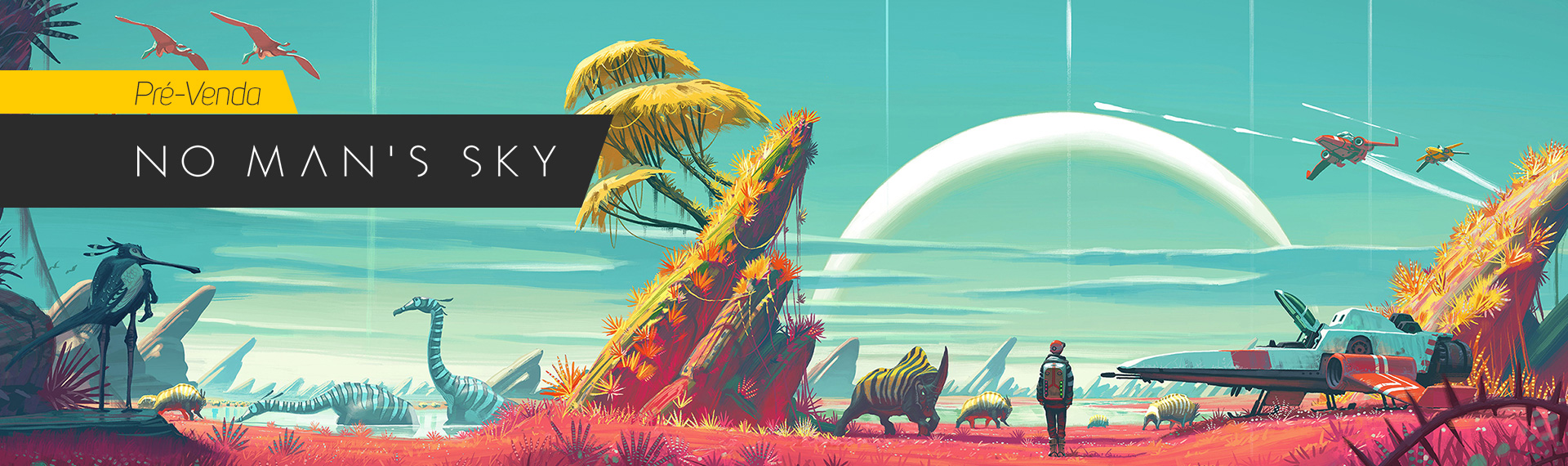Banner - Game No Mans Sky