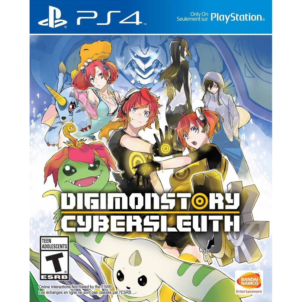 PS4-DIGIMON