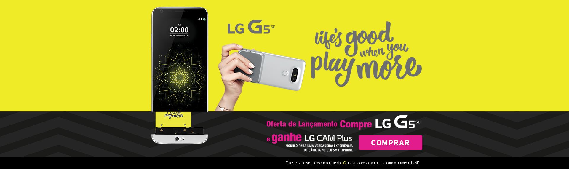 LG G5 COMPRE GANHE
