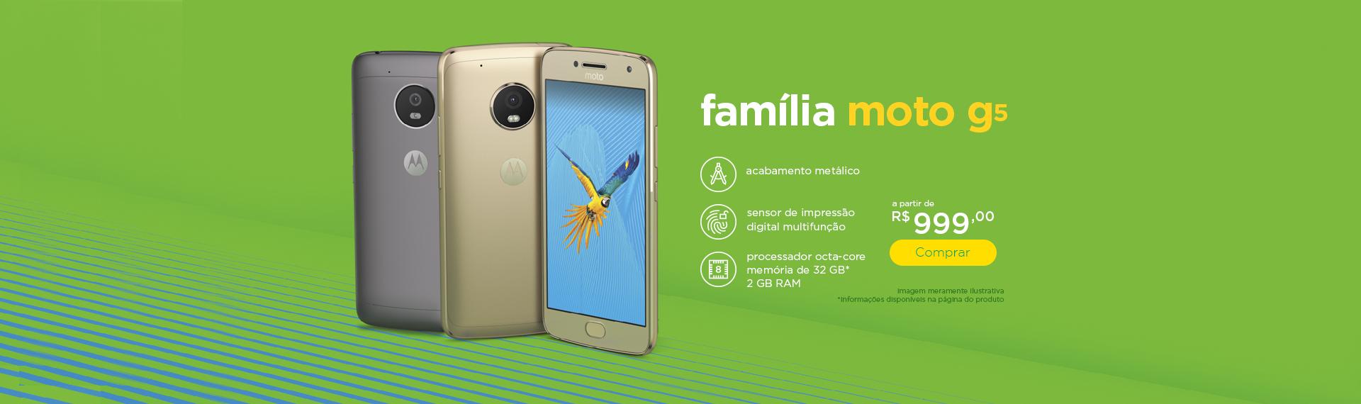 MOTO G5 FAMILIA