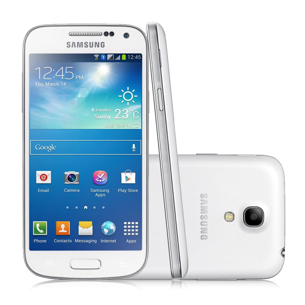 Galaxy S4 Mini Duos Branco