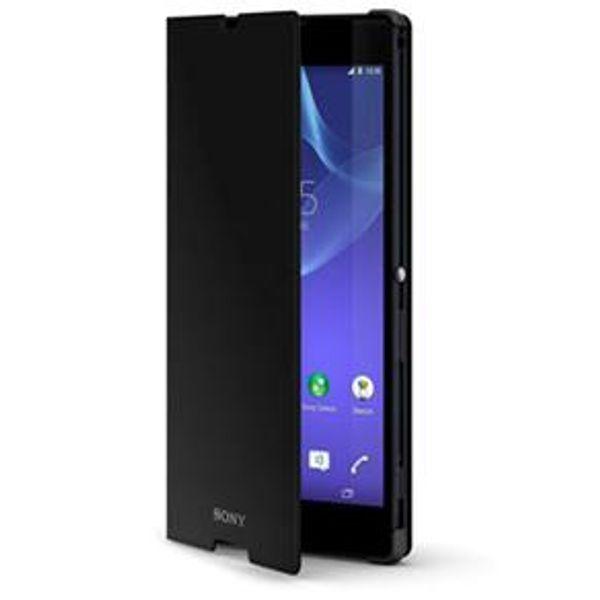 Capa-Protetora-Sony-Style-Cover-para-Xperia-T2-Ultra-Preta-4681008--2-