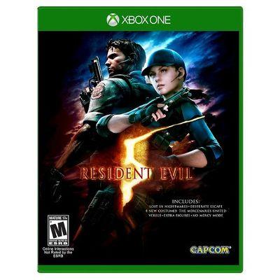 Xone-Resident-Evil-5