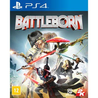 PS4-BATTLEBORN