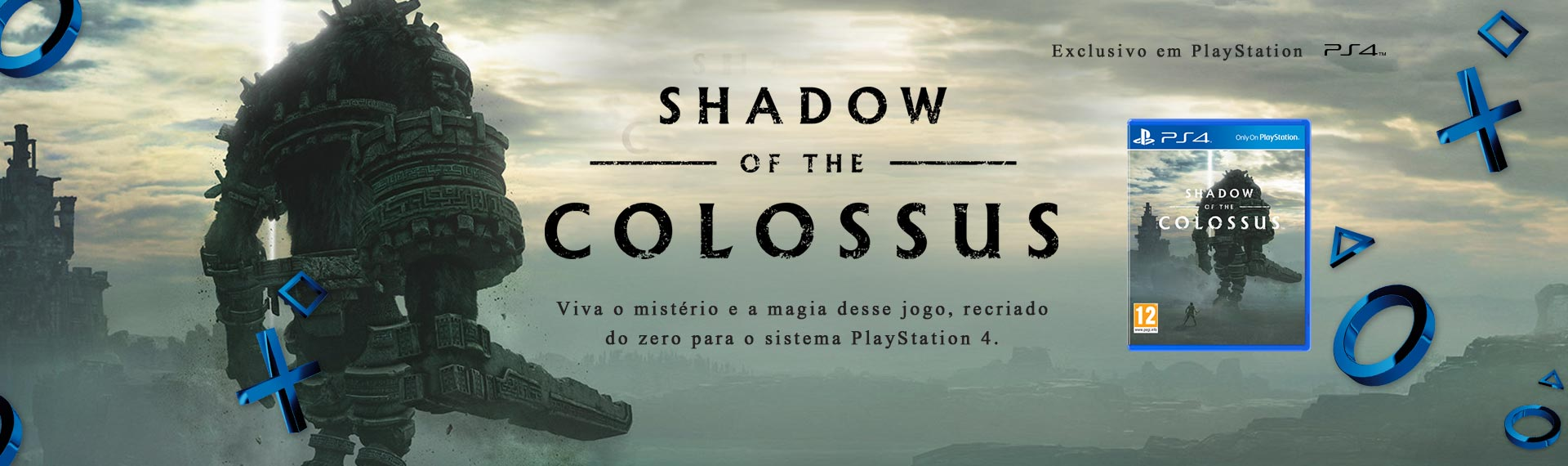 Shadow Of Colosus