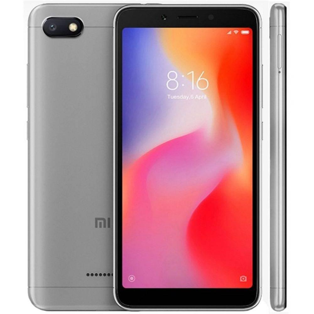Smartphone Xiaomi Redmi 6A 16 GB Cinza