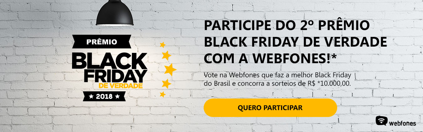 Banner Black Friday de Verdade