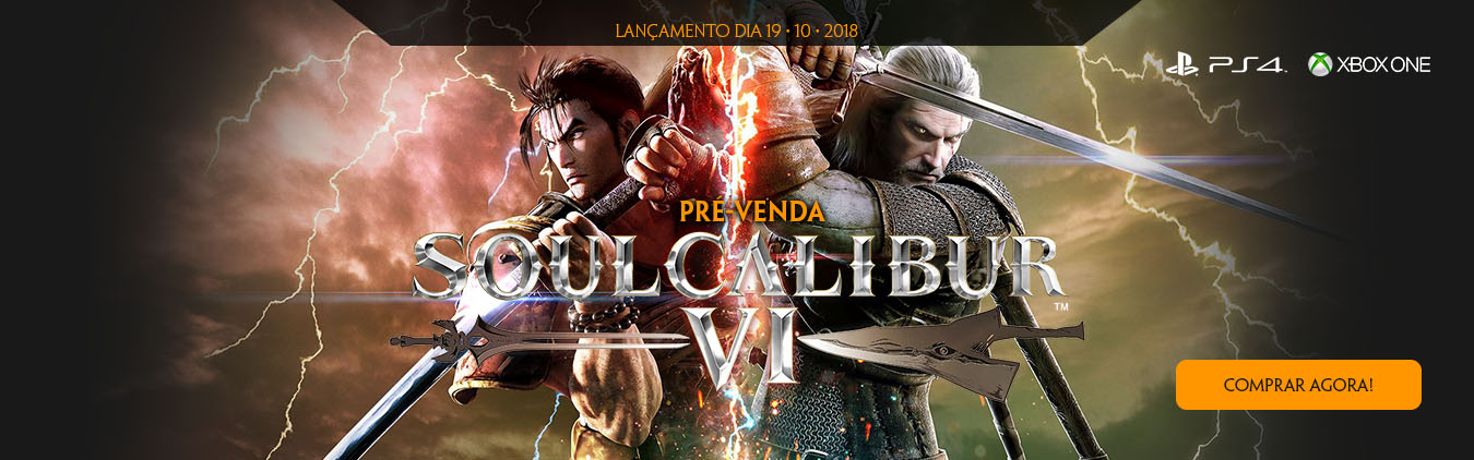 Banner Soul Calibur