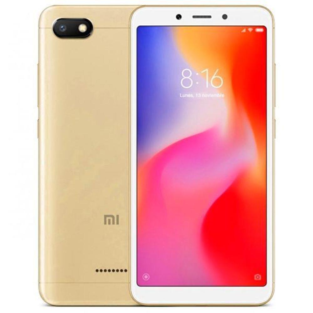 Smartphone Xiaomi Redmi 6A 16 GB Dourado