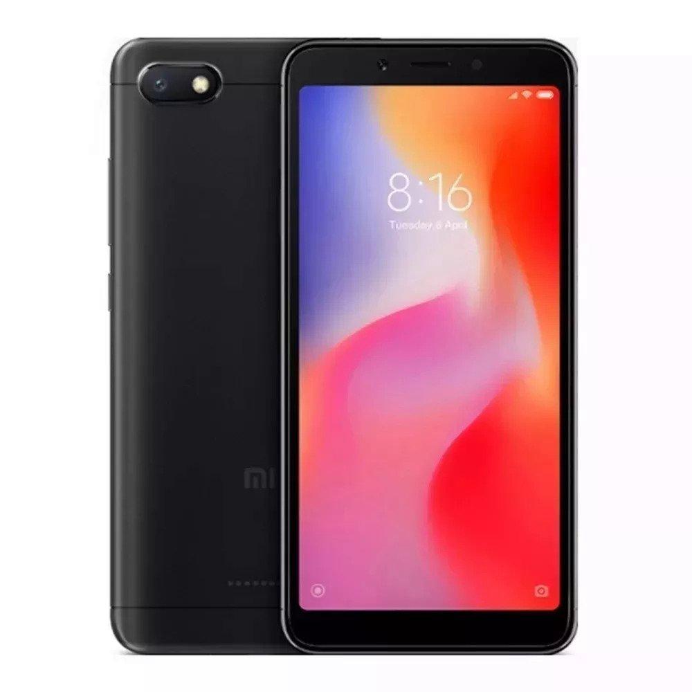 Smartphone Xiaomi Redmi 6A 16 GB Preto