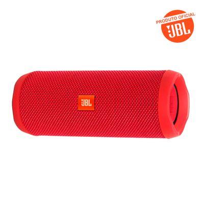 Caixa-de-Som-Portatil-JBL-Flip4---Vermelho