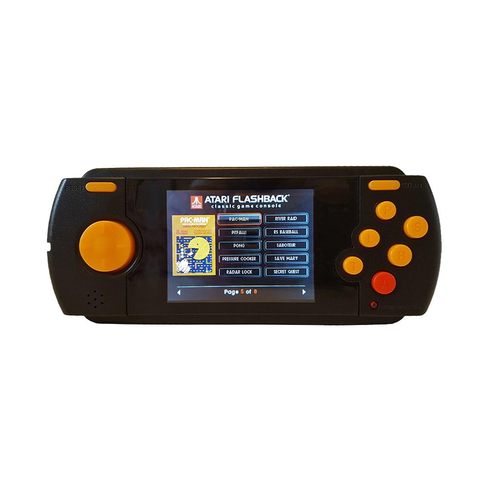 Videogame-Atari-Flashback-Portatil-com-70-jogos-na-memoria-1