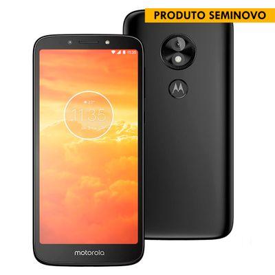 14932---SEMINOVOS----Smartphone-Motorola-XT1920-Moto-E5-Play-Preto-16-GB--1-