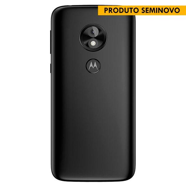 14932---SEMINOVOS----Smartphone-Motorola-XT1920-Moto-E5-Play-Preto-16-GB--4-