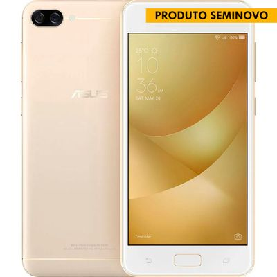 WEBFONES-SEMINOVOS----SMARTPHONE-ASUS-ZC520KL-ZENFONE-MAX-M1-DOURADO-32-GB--1-