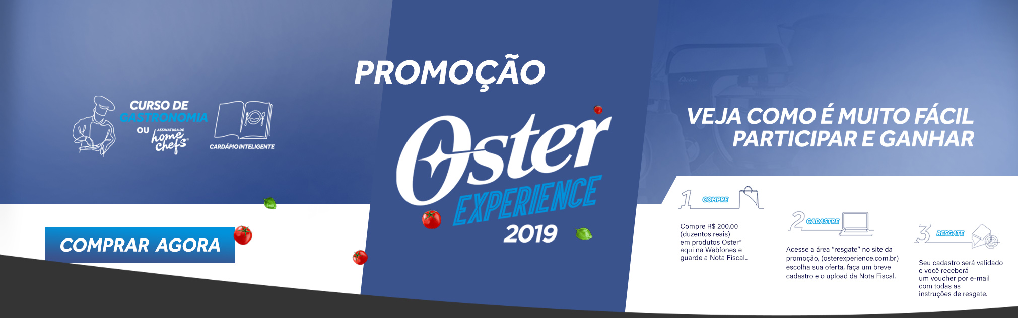 Promo Oster