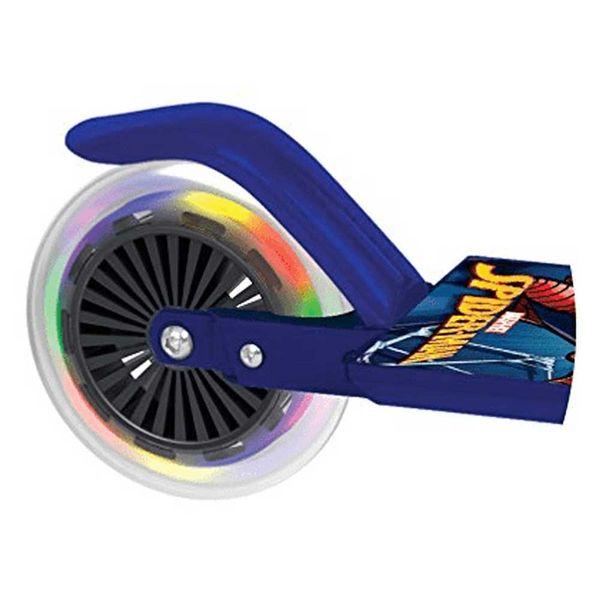 patinete-homem-aranha-dobravel-2-rodas-luz-de-led-bandeirante-3