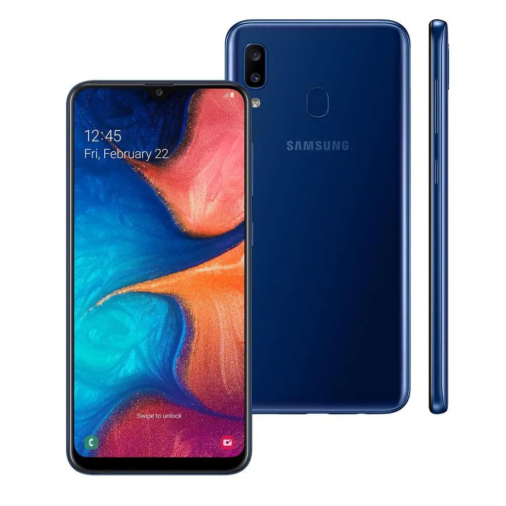 smartphone-samsung-a205-galaxy-a20-azul-32-gb-tim-1