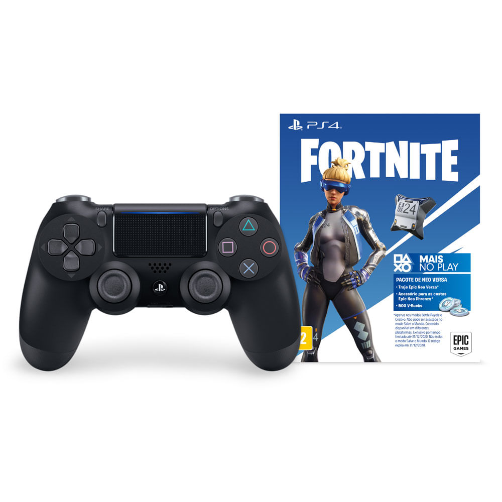 controle-playstation-dualshock-4-preto-voucher-fortnite-ps4-1