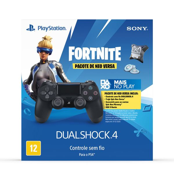 controle-playstation-dualshock-4-preto-voucher-fortnite-ps4-2