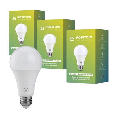 kit-com-3-lampadas-inteligentes-positivo-casa-inteligente-wi-fi-led-9w-branco-bivolt