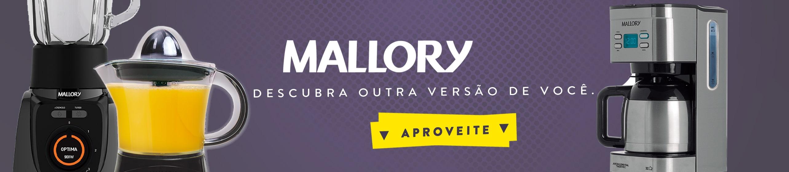 Eletroportáteis - Mallory