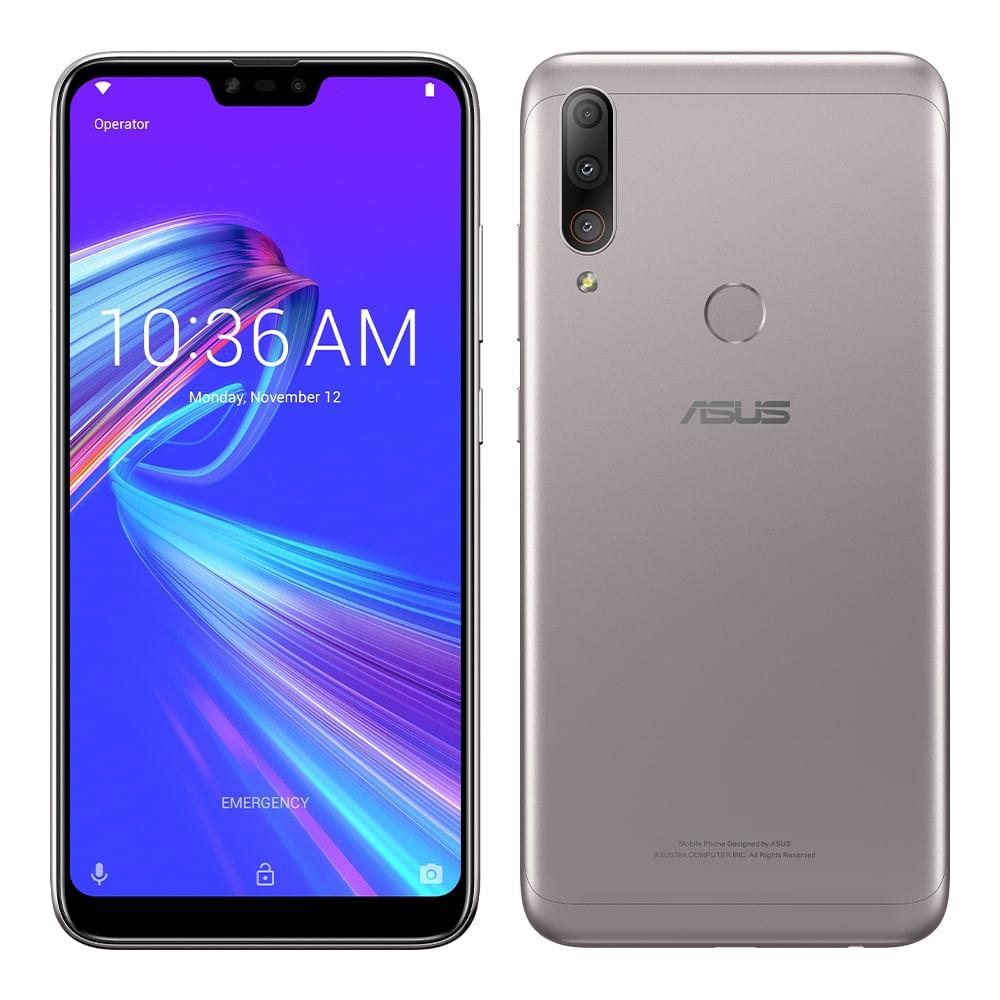 Smartphone Asus ZB634KL Zenfone Max Shot 32GB Prata