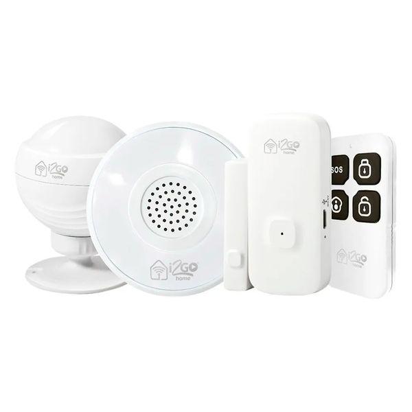 kit-de-seguranca-i2go-home-i2goth725-com-sensor-central-branco