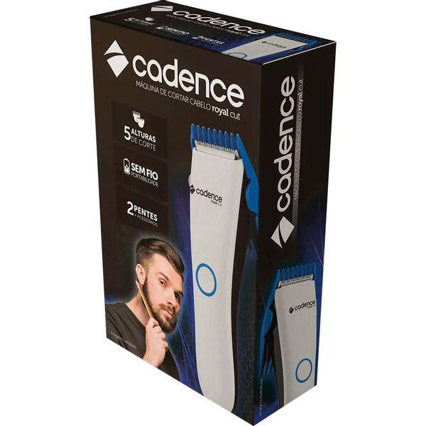 maquina-de-cortar-cabelo-cadence-cab612-royal-cut-branco-azul-bivolt-5