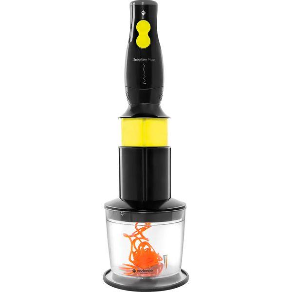mixer-e-cortador-eletrico-espiral-cadence-spr100-spiralizer-preto-220v-1