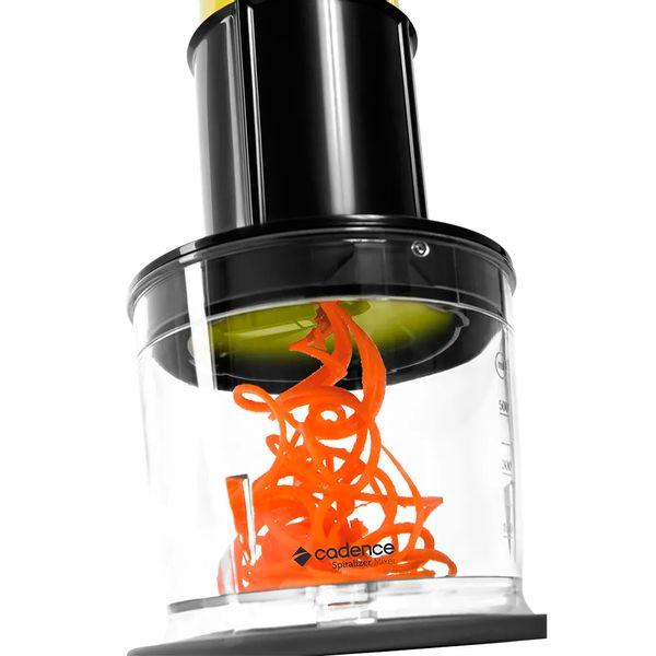 mixer-e-cortador-eletrico-espiral-cadence-spr100-spiralizer-preto-220v-4