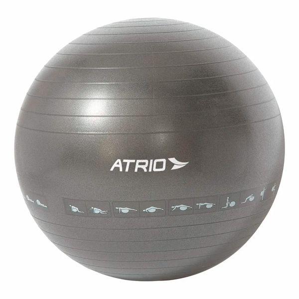 bola-de-ginastica-multilaser-atrio-es215-premium-65cm-diagrama-de-exercicio-material-pvc-cinza