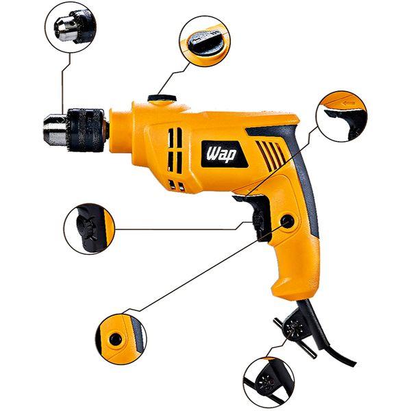 parafusadeira-e-furadeira-eletrica-de-impacto-wap-efi-600-amarelo-e-preto-220v-4