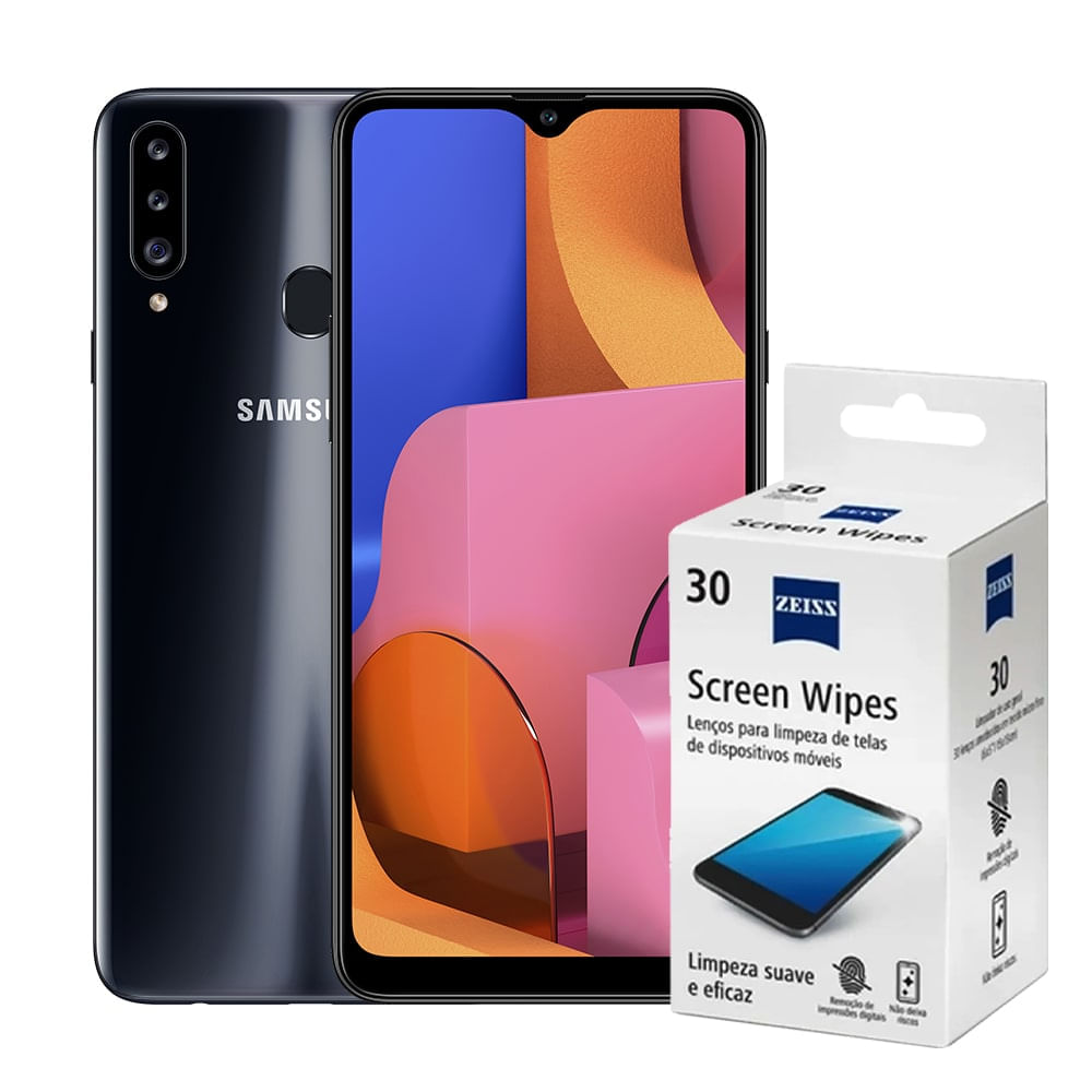 smartphone-samsung-a207-galaxy-a20s-preto-32gb----screen-wipes-zeiss-com-30-lencos-umedecidos-para-limpeza-1