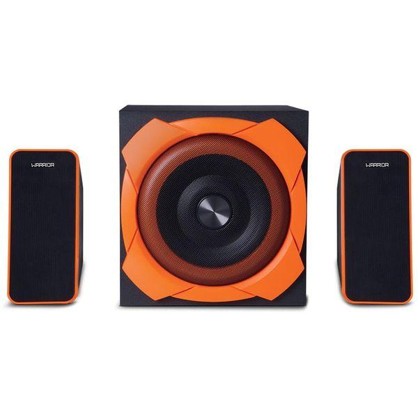 caixa-de-som-gamer-multilaser-sp266-warrior-odysseus-p2-2-1-50w-rms-com-subwoofer-preto-e-laranja-3