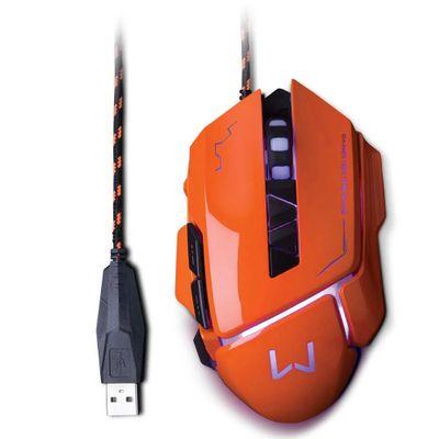 mouse-gamer-multilaser-mo263-warrior-ivor-3200dpi-7botoes-laranja-1