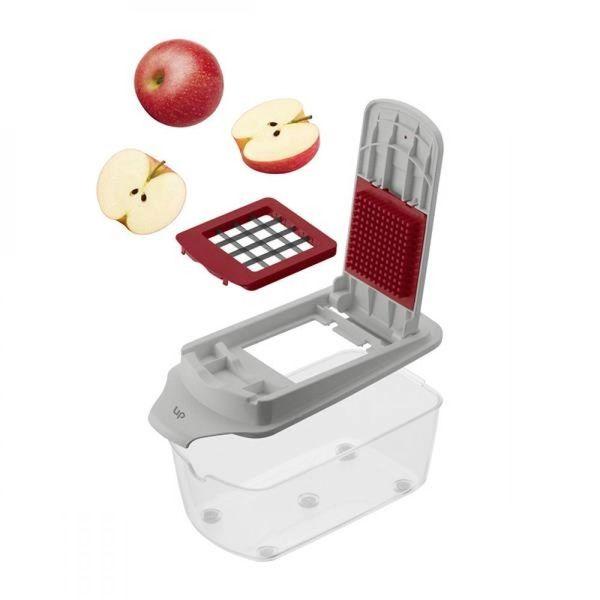 kit-cortador-de-alimentos-multilaser-ud005-21-pecas-descascador-ralador-corte-quadrado-e-espiral-up-home-branco-vermelho-2