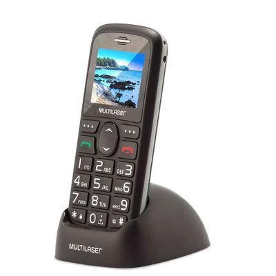Celular-Multilaser-P9091-Vita-3G-Dual-Chip-Tela-1-8-Polegadas-Base-Carregadora-Preto-1