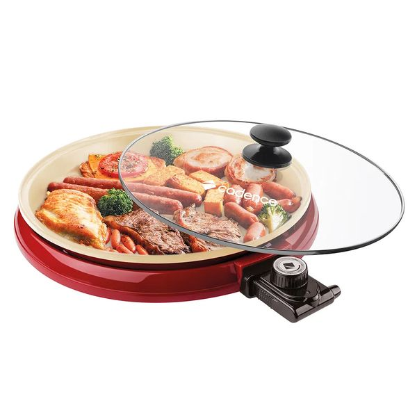 multi-grill-ceramic-pan-cadence-grl350-superficie-antiaderente-vermelho-127v-3