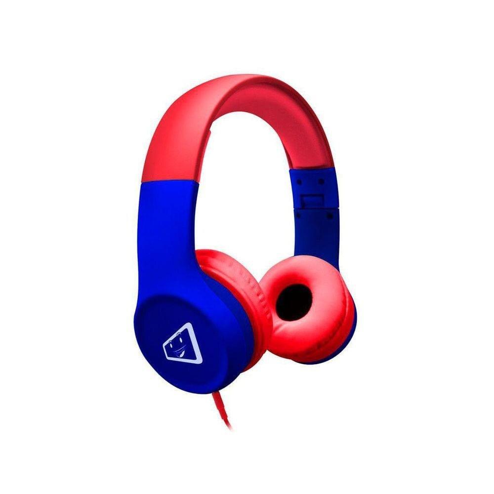 headphone-estereo-elg-kids-com-limitador-de-volume-spider-safe-kids-1