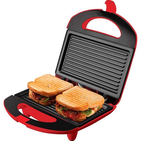 sanduicheira-minigrill-easy-meal-cadence-san231-colors-vermelha-127v-4-min