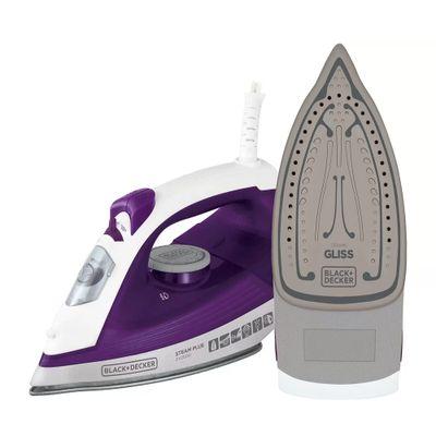 ferro-de-passar-roupa-a-vapor-e-a-seco-black-decker-fx2500-branco-e-roxo-220v-1
