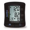 Monitor de pressão arterial de pulso Techline, na cor preta