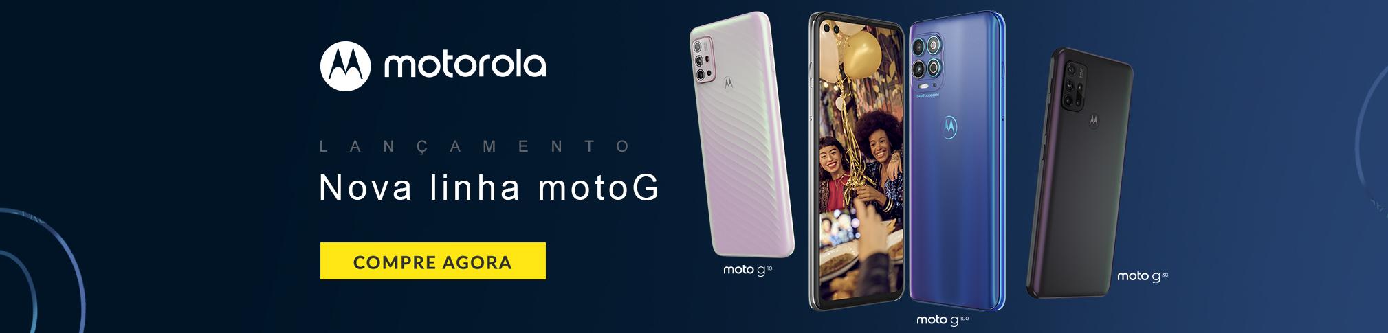 Lançamento Linha Motorola