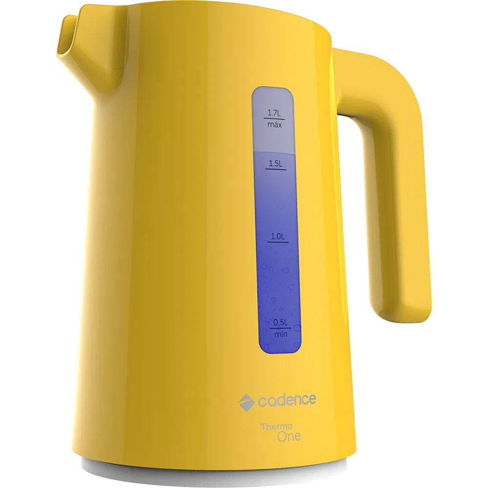 chaleira-eletrica-cadence-cel384-thermo-one-colors-1-7l-amarelo-220v-1