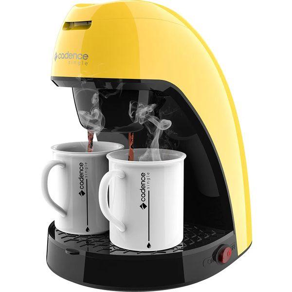 cafeteira-eletrica-cadence-single-colors-caf214-amarela-127v-3