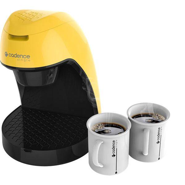 cafeteira-eletrica-cadence-single-colors-caf214-amarela-127v-5