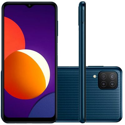 smartphone-samsung-galaxy-m12-64gb-4gb-de-ram-tela-infinita-de-6-5-camera-traseira-quadrupla-selfie-de-8mp-octa-core-preto